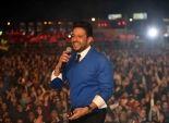 محمد حماقي ينتهي من ألبومه الجديد ويسجل 12 اغنية