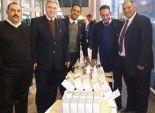 ضبط أدوية ومستحضرات تجميل مع راكب مصري بمطار القاهرة