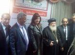مؤتمر جماهيري لحزب حماة الوطن لدعم مرشحيه بالمنيا