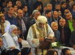 بالصور  البابا تواضروس يترأس احتفالات