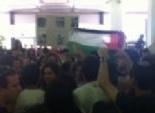 بعد جامعة تل أبيب: صدام في