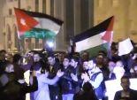 بالفيديو| بعد إعدام الكساسبة.. متظاهرون: