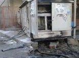 عاجل| إصابة ضابط شرطة في انفجار عبوة ناسفة أسفل محول كهرباء بالفيوم