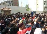 بالصور| أهالي مطروح يستقبلون المحافظ بمسيرة احتفالية بطول طريق الضبعة