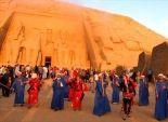 22 فبراير .. 10 فرق فنون شعبية دولية في احتفالات أسوان بتعامد الشمس