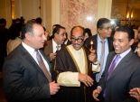 بالصور| سياسيون وفنانون في احتفالية السفارة الكويتية بالعيد القومي