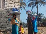 أزمة مياه بالمنيا والأهالي يطالبون بعقوبات رادعة على