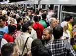 عاجل| توقف حركة قطارات الخط الثانى لمترو الانفاق