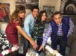 حسن الرداد ينشر صورا للاحتفال بـ