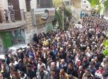 تشييع جنازة الطفل إسلام ضحية الانفجار الغامض في الشرقية