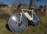 Solarbike.. دراجة هوائية تعمل بالطاقة الشمسية
