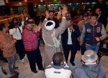 بالصور|الإسماعيلية تحتفل بشم النسيم على نغمات السمسمية وحرق دمى اللنبي