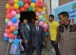 رئيس جامعة أسيوط يشارك أطفال قرى ونجوع أسيوط فى الاحتفال بيوم اليتيم