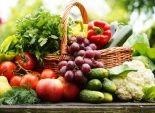 ألوان الفواكه والخضروات تحدد فوائدها