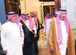 بالصور| الملك سلمان يزور
