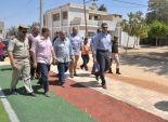 محافظ أسيوط يزور منزل الزعيم جمال عبد الناصر