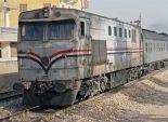 مصرع مسن سقط تحت عجلات قطار قليوب