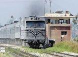 عودة حركة سير القطارات بعد انفجار قنبلة على شريط السكة الحديد بدمنهور