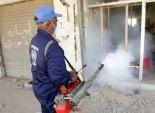 استمرار حملة مكافحة القوارض والحشرات ببورسعيد