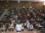 ارتفاع عدد حالات الغش بامتحانات جامعة بني سويف إلى 97