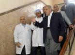 السادات يطالب محلب بتوسيع نطاق التفتيش والمحاسبة على المستشفيات العامة