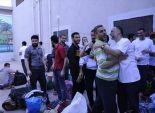 بالصور| لحظة خروج الـ165 المفرج عنهم بعفو رئاسي من السجون