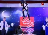 بالفيديو| رامز جلال يفاجئ شريف عامر بنزوله من