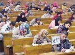 ارتفاع حالات الغش بامتحانات جامعة بني سويف إلى 489