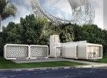 تشييد أول مبنى بتقنية الطباعة ثلاثية الأبعاد في دبي