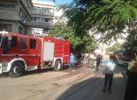 اندلاع حريق في البنك الأهلي بالدقهلية.. وسيارات الإطفاء تسيطر عليه
