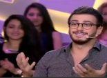 سعد لمجرد: سجلت دويتو مع شرين عبد الوهاب.. وسعيد بوجودي في مصر
