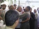 الآلاف يشيعون جثمانى شهيدى «كمين الرفاعى» فى الشرقية