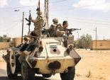 حملات أمنية مكثفة تستهدف البؤر الإرهابية في شمال سيناء