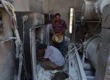 بالصور| السيطرة على حريق بمولد كهرباء مستشفى كفرالشيخ العام