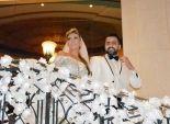بالصور| نجوم الفن والرياضة في حفل زفاف الفنان الشاب كريم عبد الخالق