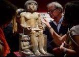 رحلة التمثال الفرعوني
