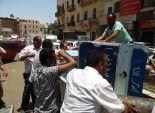 بالصور  لليوم الثالث.. استكمال حملات الإزالة في مدينة أسوان