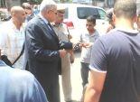 بالصور| مدير أمن الغربية يتفقد خدمات تأمين الطرق بطنطا