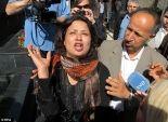 إيمان العبيدي.. من أيقونة الثورة الليبية إلى سجون أمريكا
