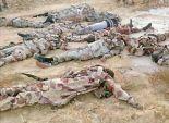 المتحدث العسكرى: تصفية 88 إرهابياً وتدمير 9 بؤر بسيناء خلال 11 يوماً
