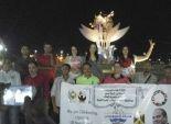بالصور| انطلاق أولى فعاليات الاحتفال بقناة السويس الجديدة في شرم الشيخ