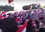 بالفيديو| أهالي الإسماعيلية يحتفلون بالقناة الجديدة على أنغام السمسمية