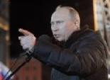 بوتين: الاستفتاء في القرم يتفق مع القانون الدولي وميثاق الامم المتحدة