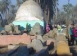بالصور  أطفال المنيا يحتفلون بالعيد بزيارة