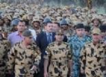 لجان عسكرية تغادر القاهرة لتسوية الموقف التجنيدي للمصريين بالخارج