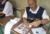 قضاة الهرم يرفضون التصويت بجواز السفر أو صورة البطاقة
