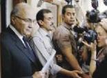 الحرية والعدالة يتهم أنصار شفيق بقطع الطريق وضرب المندوبين في الفيوم