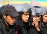 جنود الأمن المركزي يحتلون القطار 980 بالقوة ويعتدون بالضرب على قيادات السكة الحديد