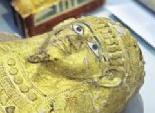 ضبط تمثال فرعوني وعدد من الأحجار الكريمة في حملة أمنية بأسيوط