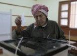 النساء وكبار السن في طوابير الاستفتاء بالمنوفية قبل فتح اللجان